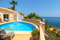 Poolvilla von Interhome in Spanien